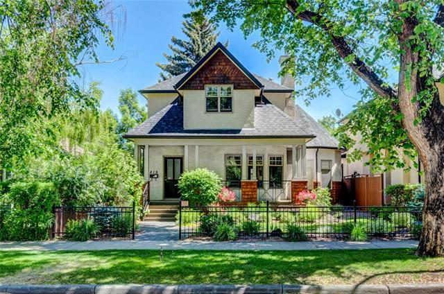 For Sale: 418 12 Street Northwest, Calgary, AB | 3 Bed, 3 Bath House for $1,350,000. See 34 photos!