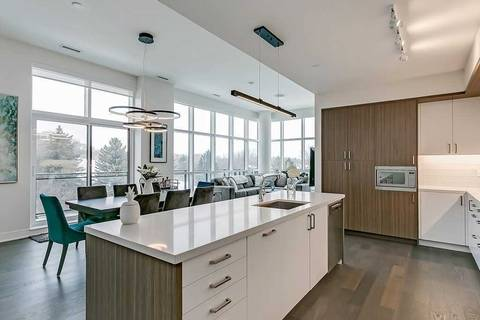 Condo for sale at 1575 Lakeshore Rd Unit 418 Mississauga Ontario - MLS: W4696389