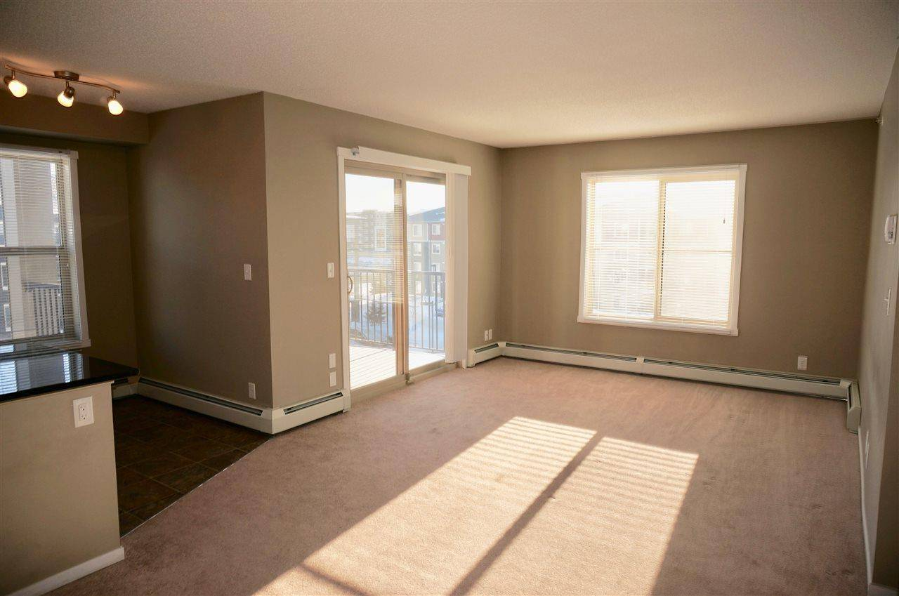 Condo for sale at 3211 James Mowatt Tr Sw Unit 418 Edmonton Alberta - MLS: E4134905
