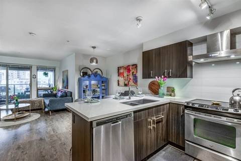 Condo for sale at 500 Royal Ave Unit 418 New Westminster British Columbia - MLS: R2357962