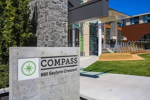 Condo for sale at 680 Seylynn Cres Unit 418 North Vancouver British Columbia - MLS: R2335555