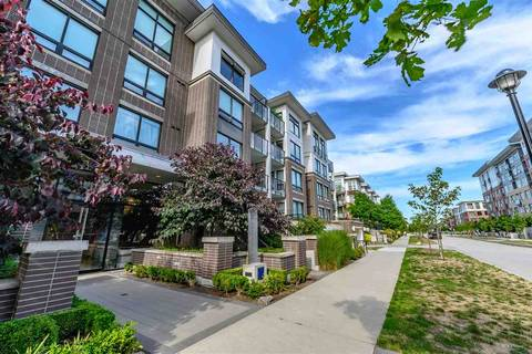 Condo for sale at 9333 Tomicki Ave Unit 418 Richmond British Columbia - MLS: R2416161