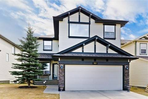 House for sale at 418 Coopers Dr Southwest Airdrie Alberta - MLS: C4240803
