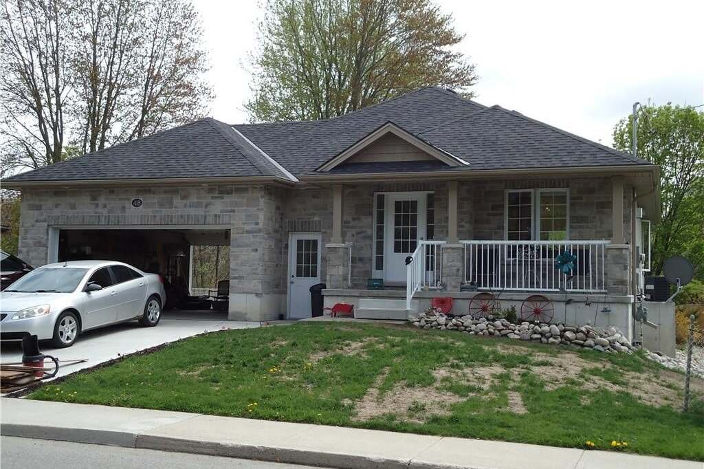 House for sale at 418 Henry St Woodstock Ontario - MLS: 261039