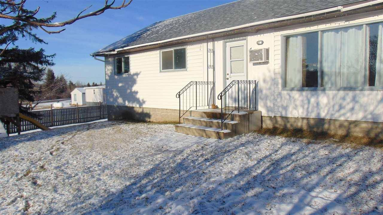 House for sale at  418 Hy Rural Wetaskiwin County Alberta - MLS: E4168510