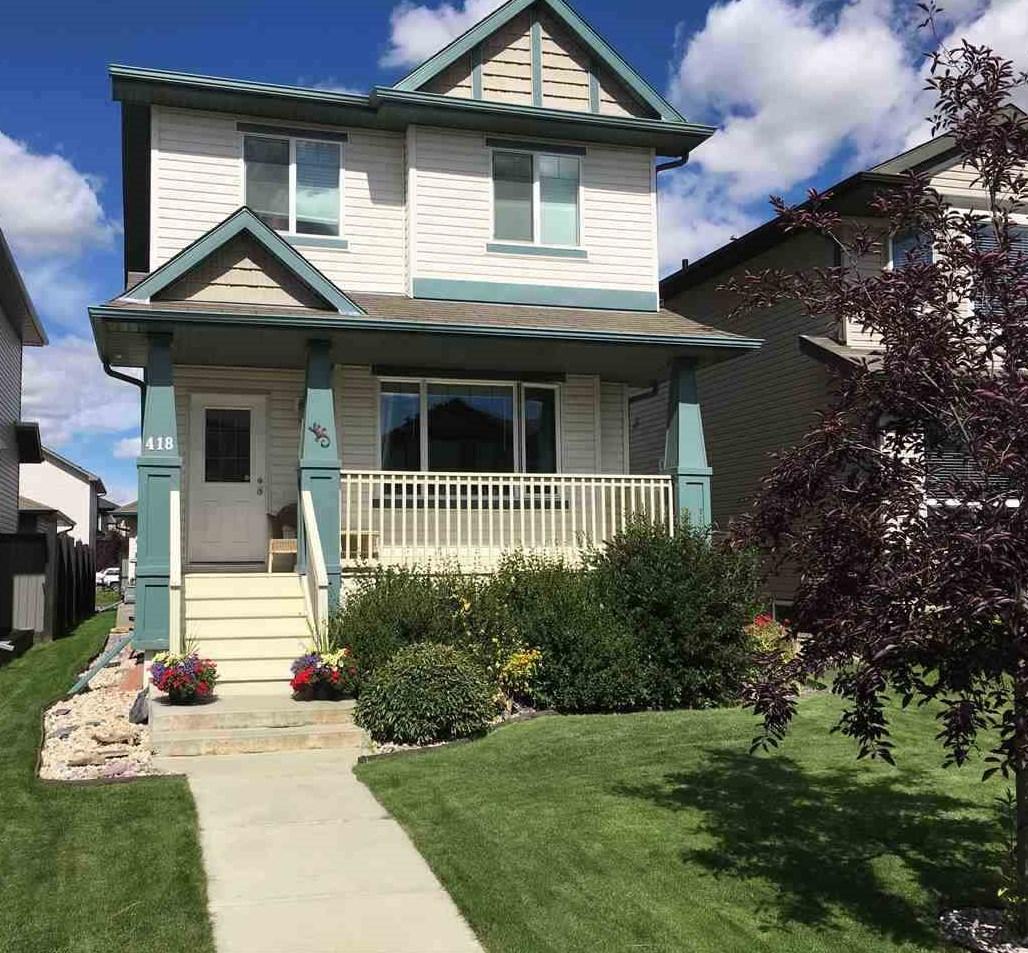 For Sale: 418 Keystone Way, Leduc, AB   4 Bed, 3 Bath House for $334,900. See 17 photos!