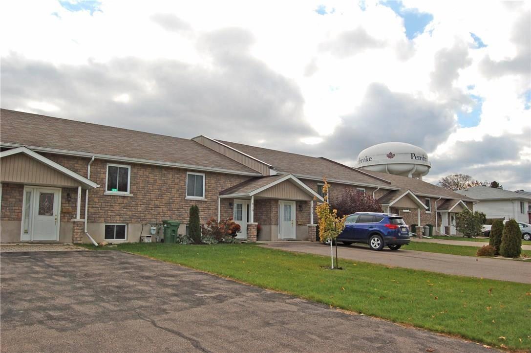 Townhouse for sale at 418 Morris St Pembroke Ontario - MLS: 1145344