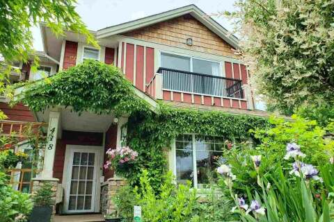 Townhouse for sale at 418 Nelson St Coquitlam British Columbia - MLS: R2459406