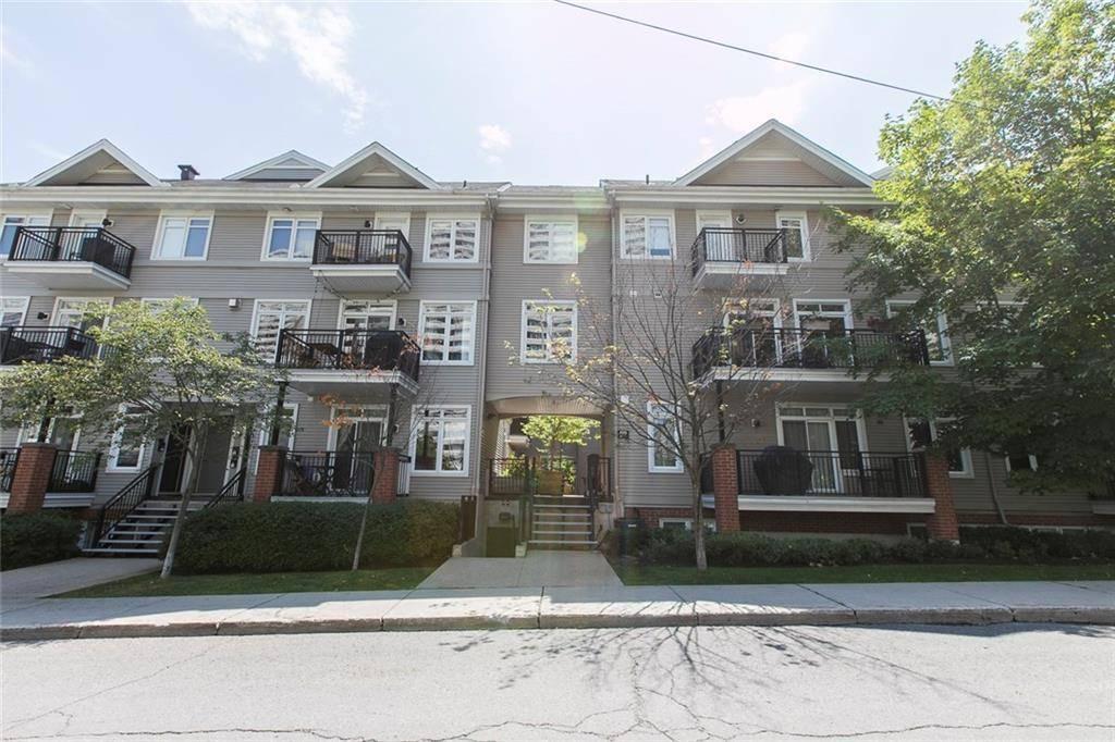 Condo for sale at 418 Nepean St W Ottawa Ontario - MLS: 1164883