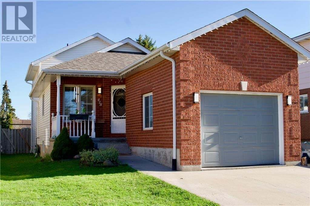 House for sale at 418 Sixth St Collingwood Ontario - MLS: 257706