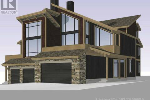 Townhouse for sale at 418 Stewart Creek Cs Canmore Alberta - MLS: 49711