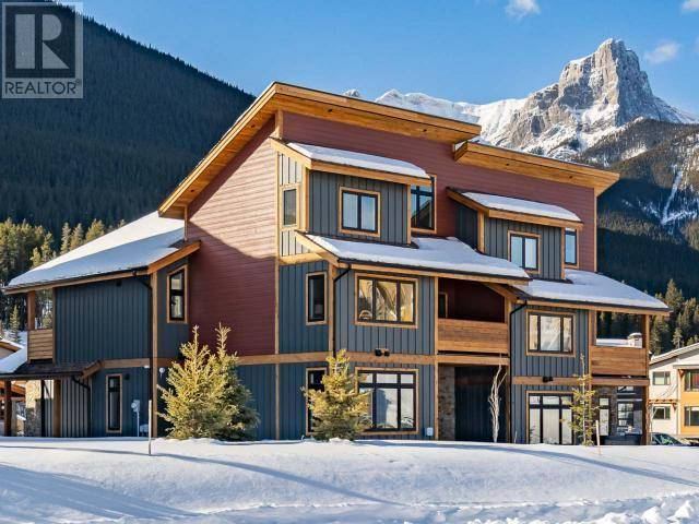 Townhouse for sale at 418 Stewart Creek Cs Canmore Alberta - MLS: 52222