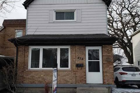 House for sale at 418 Upper Wellington St Hamilton Ontario - MLS: X4707817