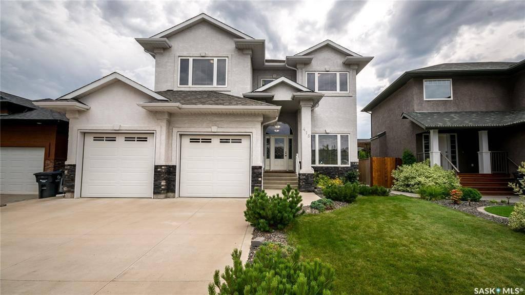 House for sale at 418 Wilkins Cres Saskatoon Saskatchewan - MLS: SK785446