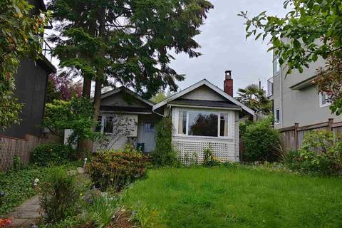 House for sale at 4180 11th Ave W Vancouver British Columbia - MLS: R2371669