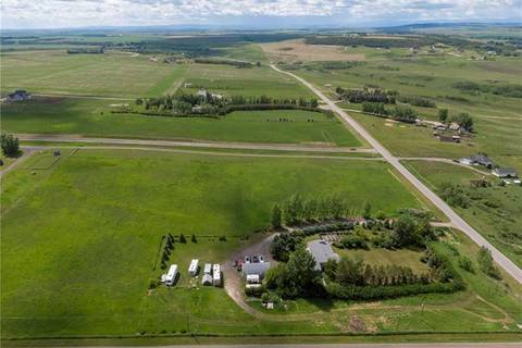 House for sale at 418078 48 St West Rural Foothills County Alberta - MLS: C4255854