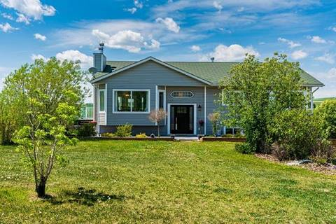 House for sale at 418237 Meridian St Rural Foothills County Alberta - MLS: C4252649