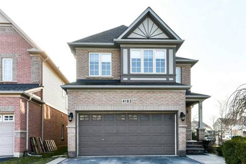 House for sale at 4183 Saunders Cres Burlington Ontario - MLS: W4419330