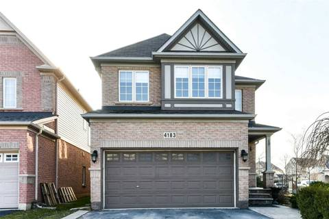 House for sale at 4183 Saunders Cres Burlington Ontario - MLS: W4591919