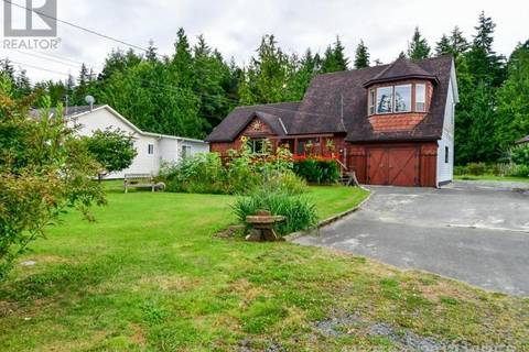 House for sale at 4185 Byng Rd Port Hardy British Columbia - MLS: 446259