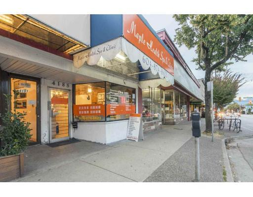 Removed: 4185 Main Street, Vancouver, BC - Removed on 2018-01-24 21:14:27