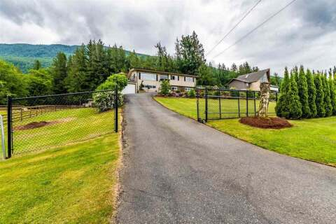 House for sale at 41860 Majuba Hill Rd Yarrow British Columbia - MLS: R2462157