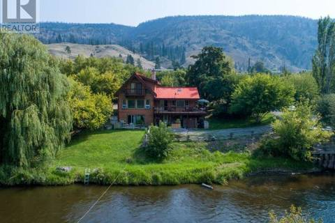 House for sale at 4189 Mickey Frontage Rd Cache Creek British Columbia - MLS: 149810