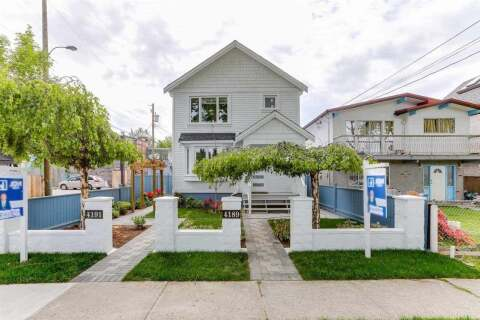 Townhouse for sale at 4189 Miller St Vancouver British Columbia - MLS: R2456395