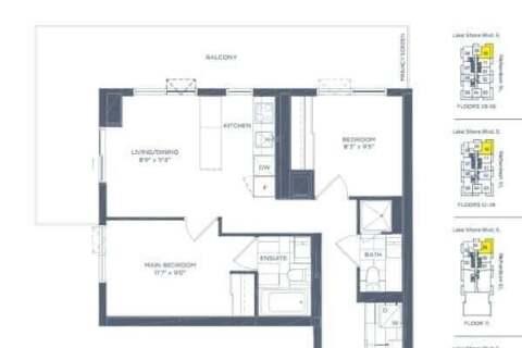 Condo for sale at 20 Richardson St Unit 419 Toronto Ontario - MLS: C4927035