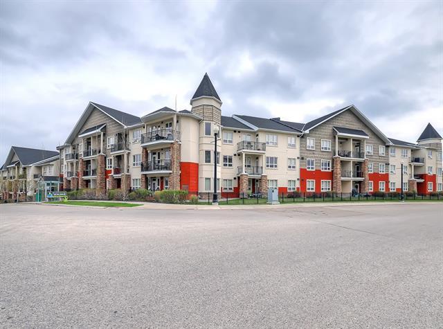 For Sale: 419 - 26 Val Gardena View Southwest, Calgary, AB | 2 Bed, 2 Bath Condo for $319,900. See 22 photos!