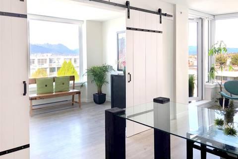 Condo for sale at 311 6th Ave E Unit 419 Vancouver British Columbia - MLS: R2341706