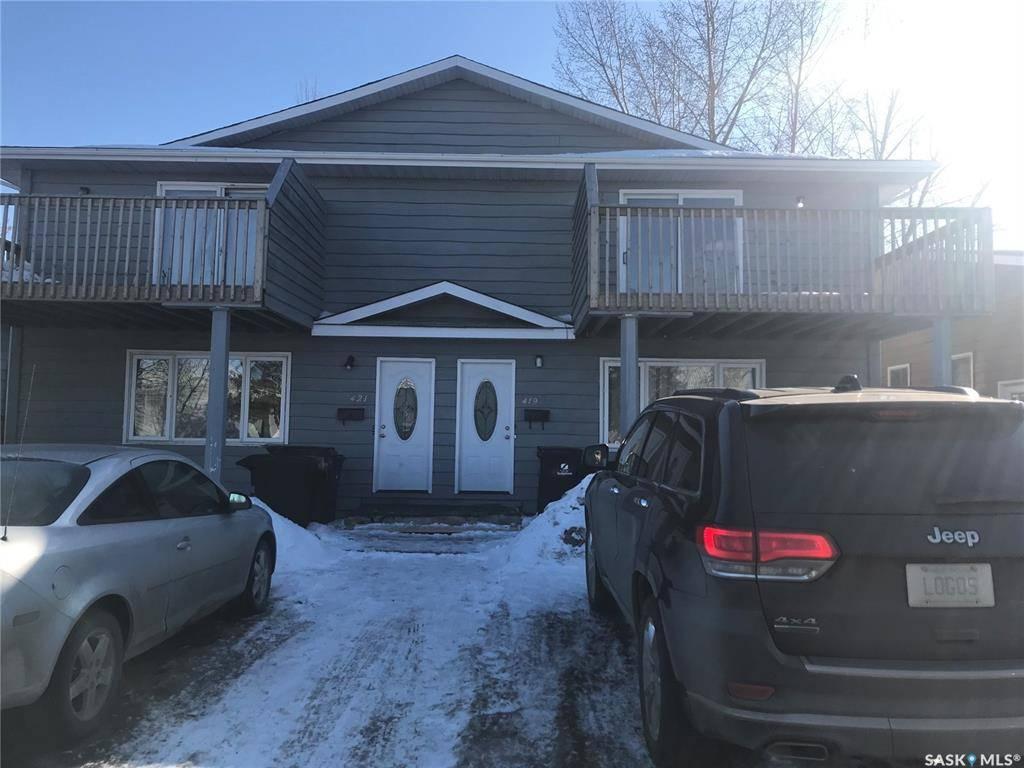 Townhouse for sale at 421 Redberry Rd Unit 419 Saskatoon Saskatchewan - MLS: SK803080