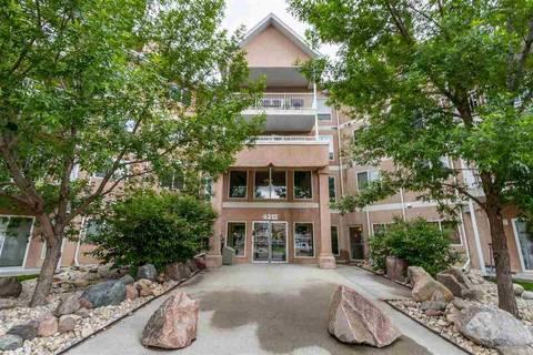 Condo for sale at 4312 139 Ave Nw Unit 419 Edmonton Alberta - MLS: E4163801