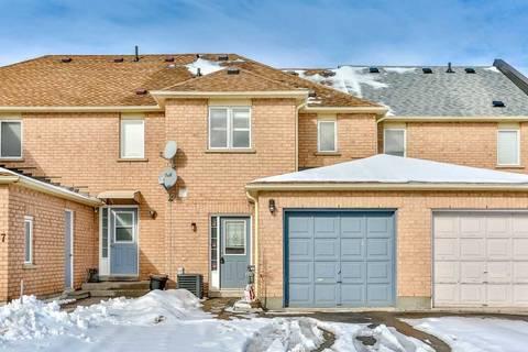 Townhouse for sale at 419 Bur Oak Ave Markham Ontario - MLS: N4690520