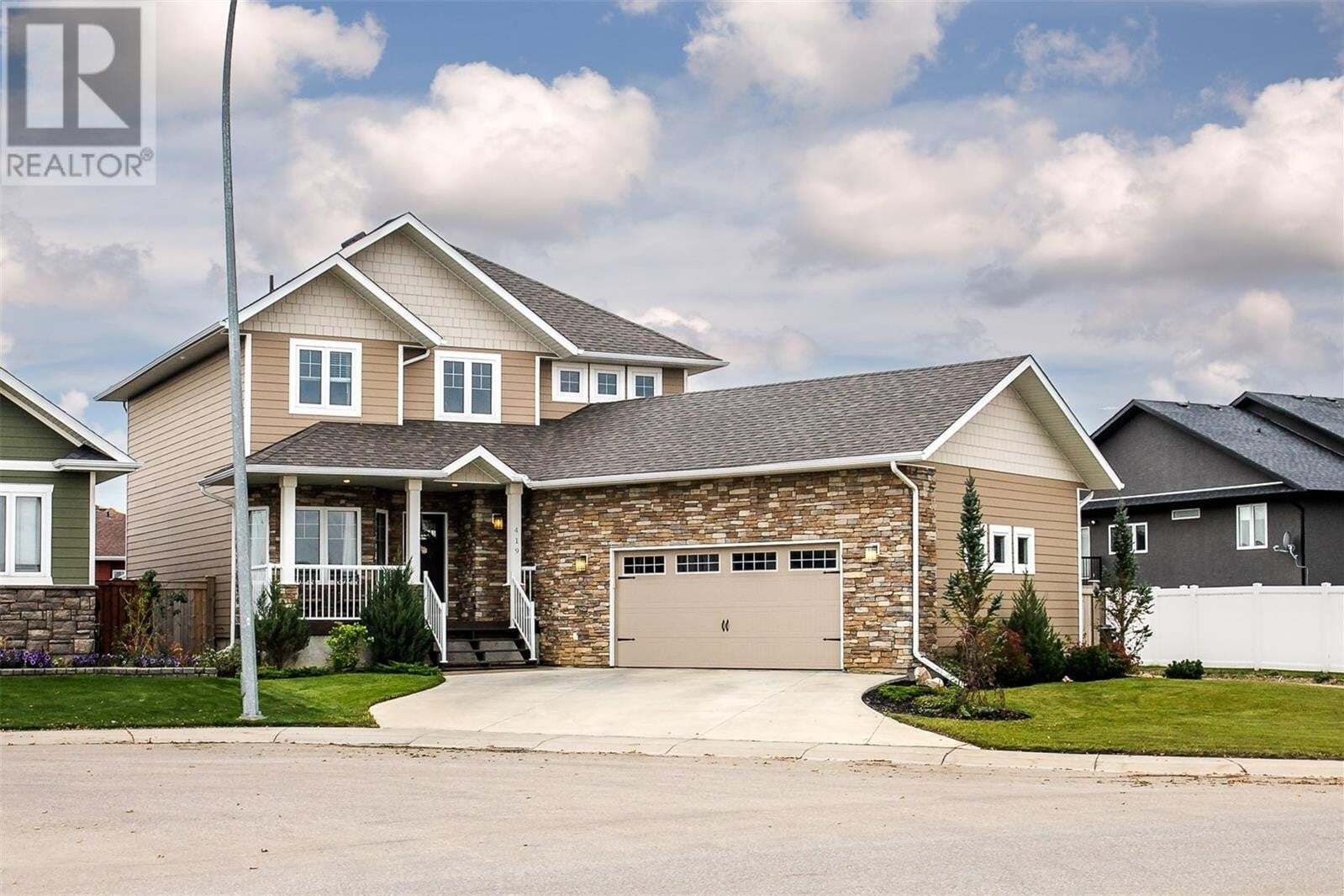 House for sale at 419 Clubhouse Blvd Warman Saskatchewan - MLS: SK810159