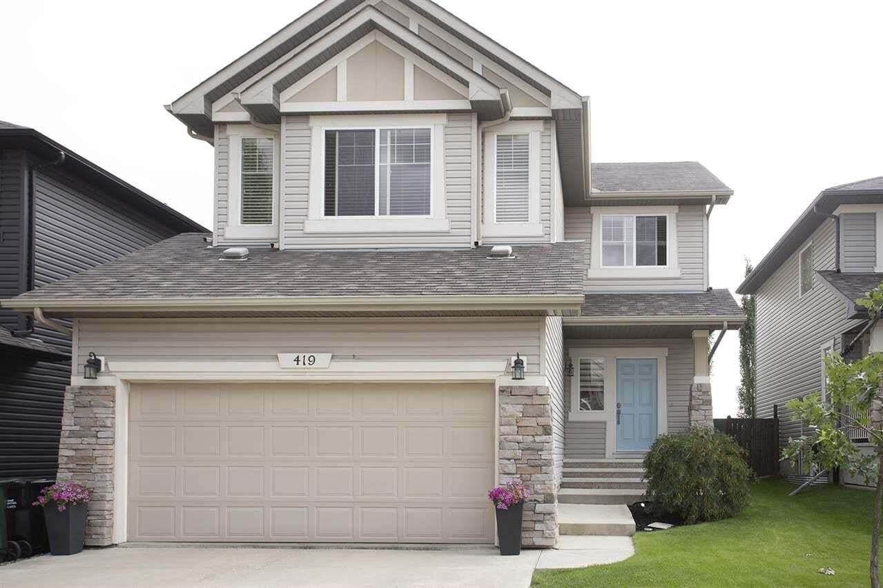 House for sale at 419 Cowan Pt Sherwood Park Alberta - MLS: E4216053