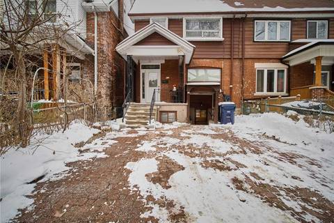 Townhouse for sale at 419 Crawford St Toronto Ontario - MLS: C4673595