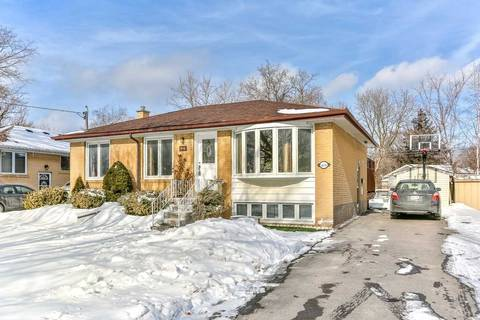 House for sale at 419 Crosby Ave Richmond Hill Ontario - MLS: N4693085