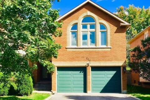 House for sale at 419 Devanjan Circ Newmarket Ontario - MLS: N4919718