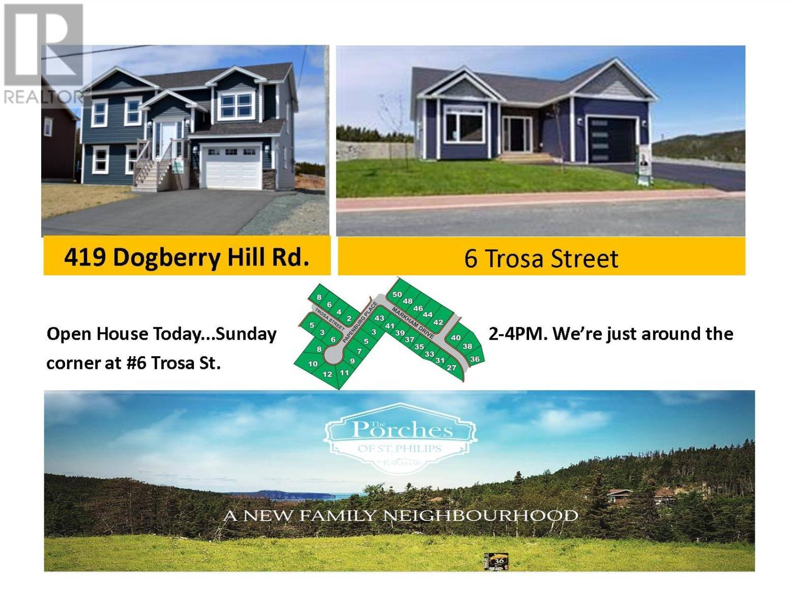 House for sale at 419 Dogberry Hill Rd St. Philips Newfoundland - MLS: 1205584
