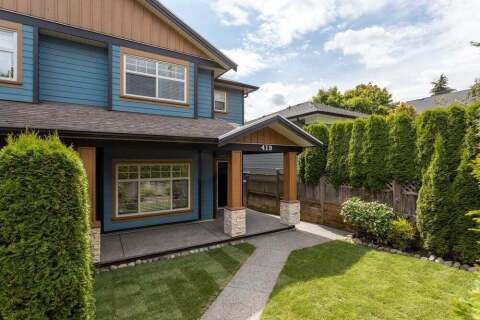 Townhouse for sale at 419 4 St E North Vancouver British Columbia - MLS: R2472845