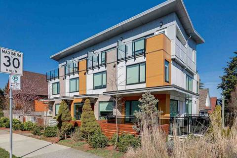 Townhouse for sale at 419 6th Ave E Vancouver British Columbia - MLS: R2446729