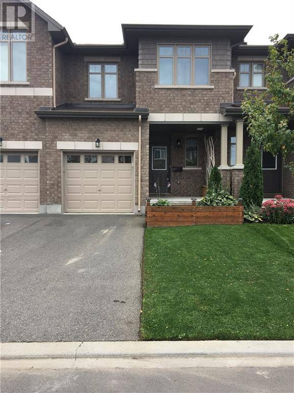 Townhouse for rent at 419 Haresfield Ct Ottawa Ontario - MLS: 1169500