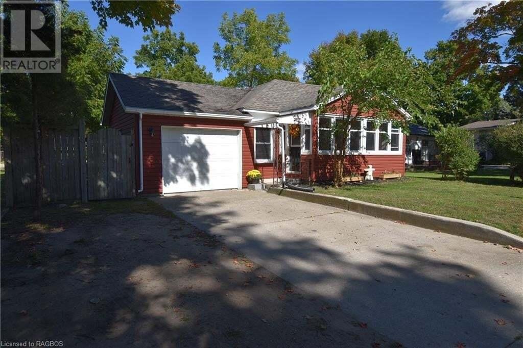 House for sale at 419 Johnston Ave Port Elgin Ontario - MLS: 40023808