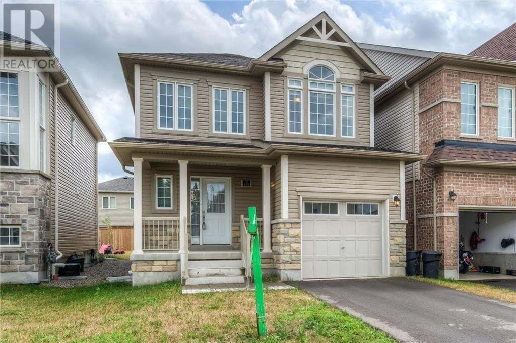 House for sale at 419 Linden Dr Cambridge Ontario - MLS: 30822197