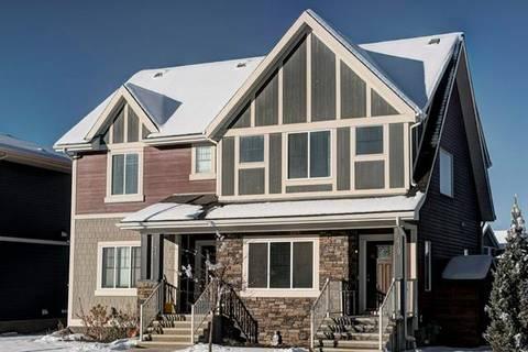 Townhouse for sale at 419 Mahogany Blvd Southeast Calgary Alberta - MLS: C4276198