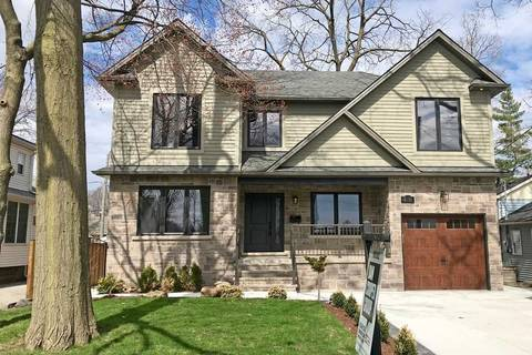 House for sale at 419 Pine Cove Rd Burlington Ontario - MLS: W4353831