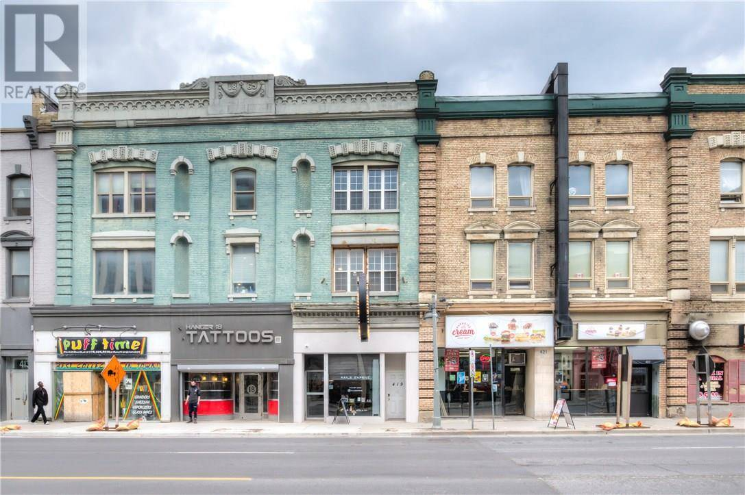 Commercial property for sale at 419 Richmond St London Ontario - MLS: 196188