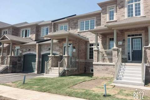 Townhouse for rent at 419 Silver Maple Rd Oakville Ontario - MLS: W4551965