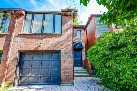 Townhouse for sale at 419 Soudan Ave Toronto Ontario - MLS: C4812150